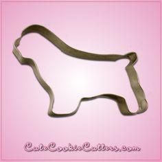 Sussex Spaniel Cookie Cutter