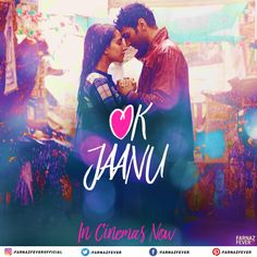 A befitting love story for today's time! #OkJaanu
