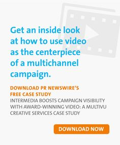 Intermedia Boosts Campaign Visibility with Award-Winning Video: A MultiVu Creative Services Case Study Pr Newswire, Marketing Professional, Marketing Ideas, White Paper, Your Story, Case Study, Content Marketing, Storytelling, Infographic