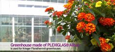 https://www.youtube.com/watch?v=flkJR8LFbII Gardening is fun even in November. While gardeners prepare the frosty ground for spring, the flowers stay warm and cozy inside.  PLEXIGLAS® Alltop has it all: optimal light transmission and strong insulation.