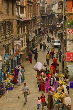 カトマンズ(ネパール)