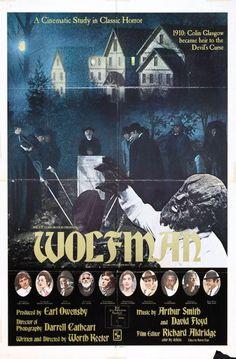 'Wolfman' (1979), filmed in Shelby, North Carolina  #NCfilm