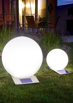 Solárna sveteľná guľa Esotec Trendy 30 106042 - Solárne osvetlenie | SolarBunny.eu