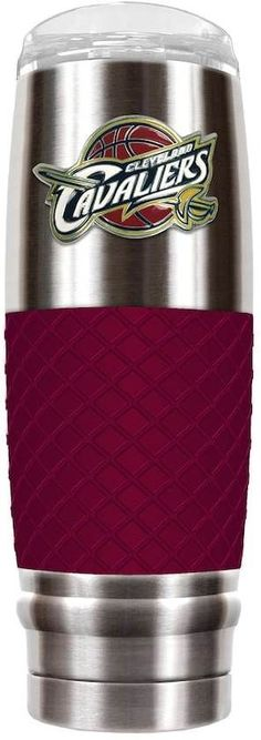 NBA Cleveland Cavaliers 30-Ounce Reserve Stainless Steel Tumbler