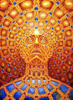 Alex grey one of the most inward outward people I've ever discovered aside from going to Church