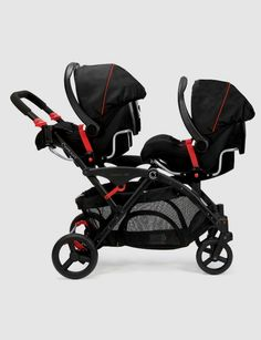 Details to take into consideration before selecting a #strollers for #twins http://www.williammurchison.com