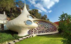 Nautilus house - strange buildings