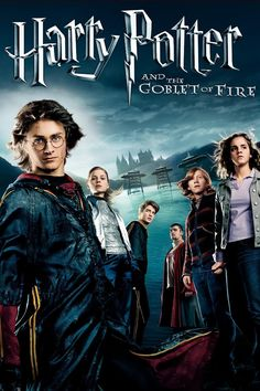 """Harry Potter and the Goblet of fire"" (2005). Directed by Mike Newell. Starring: Daniel Radcliffe, Rupert Grint, Emma Watson, Robbie Coltrane, Ralph Fiennes, Michael Gambon, Brendan Gleeson, Jason Isaacs, Gary Oldman, Alan Rickman, Maggie Smith, Timothy Spall. It is story about a young magician, Harry Potter by name. You'll learn about a lot of interesting events  happened to Harry and his friends in a magic school. Recommended age - 12+"
