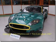 Aston Martin Picture Gallery - Aston Martin DBR9 chassis 102 - Aston Martin Dbr9, All About Animals, Fast Cars, Cute Cats, Two By Two, Racing, Gallery, Pictures, Pretty Cats