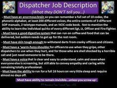 Captivating Dispatcher Job Description Good Ideas
