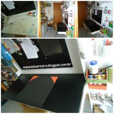 """Atelier com mesa """"nova"""""""