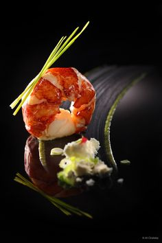 Gaja Fine Dining Restaurant by Ali Ozatalay, via Behance #plating #presentation