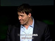 Tony Robbins asks why we do what we do   Video on TED.com  In the last few minutes of this Video Tony talks about the Life Mastery event that I attended. I was there during the tragic events of 9-11. I couldn't have been in a better place with a better leader. He was phenomenal.