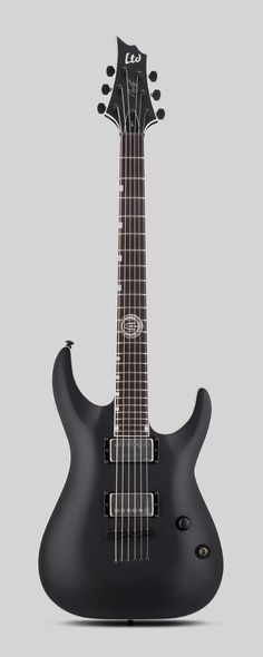 ESP LTD AJ-1 Andy James Signature Video Review | Guitar Interactive Magazine
