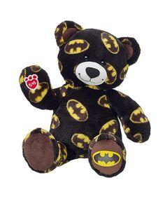16 in. Batman Stuffed Bear from buildabear.com