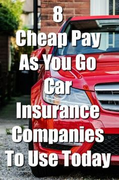 8 Cheap Pay As You Go Car Insurance Companies To Use Today - Best Car Insurance - Getting Car Insurance, Best Car Insurance, Insurance Companies, Go Car, How To Find Out, How Are You Feeling, Ideas