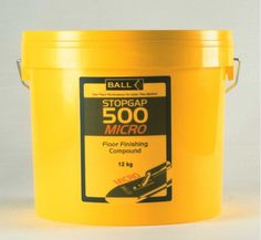 F BALL - Stopgap 500 Micro (Stopgap 500 Micro) — yours4floors.co.uk | All Your Carpet, Laminate, Solid Wood, Engineered Wood & Vinyl Tiling in one Place