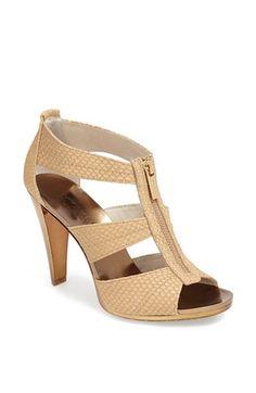 $110, summer sandal :) MICHAEL Michael Kors 'Berkley' Sandal available at #Nordstrom