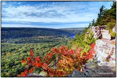 Fall Color, Devil's Lake State Park 2016 - www.devilslakewisconsin.com