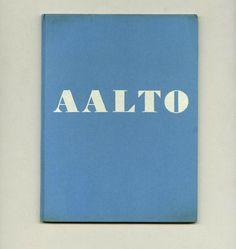 1938 Museum of Modern Art ALVAR AALTO: ARCHITECTURE + FURNITURE Design HC Book