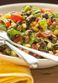 Whole Foods' Black Bean Salad