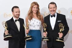 Pin for Later: The 11 Moments That Made the Emmys Worth Watching All the Breaking Bad Love