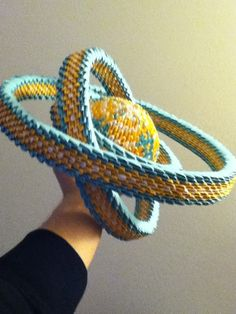 3D Origami Gyro Ball by ~sparkflash94 on deviantART