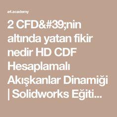 2 CFD'nin altında yatan fikir nedir HD CDF Hesaplamalı Akışkanlar Dinamiği | Solidworks Eğitim - Cinema 4D Eğitim - Autocad Eğitim - Revit Eğitim - 3Ds Max Eğitim - Carrier Hap Eğitim