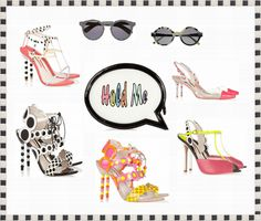 Illesteva sunglasses.  Sophia Webster shoes & clutch.