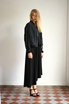 R/H SS13 Collection - Dylan Skirt in Black