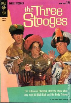 Three Stooges (1960 Dell/Gold Key) 11