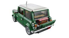 The 1,077-piece Mini Cooper, Lego's latest small wonder