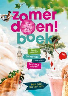 Cover ZomerDoen!Boek Apeldoorn 2015