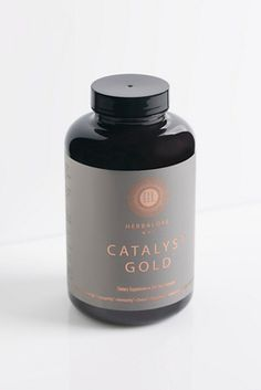 Herbalore Womens CATALYST GOLD CAPSULES - Bohemian Summer Fashion Trend 2017