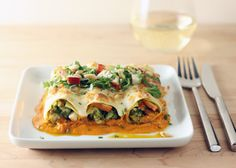 ... Dishes ++ on Pinterest | Cannelloni Recipes, Pasta and Spinach Ricotta