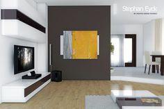 Design interior - Casa D.P. - Galati -  livingroom