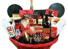 Unique gift baskets handmade to order - including completely custom gift baskets. Theme Baskets, Raffle Baskets, Gift Baskets, Easter Baskets, Christmas Baskets, Christmas Gift Wrapping, Honeymoon Basket, Disney Gift, Walt Disney