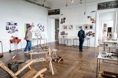 Vue de l'exposition - métiers d'art photo JY Le Dorlot