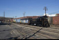 RailPictures.Net Photo: DL 426 Delaware Lackawanna EMD SC at Scranton, Pennsylvania by John McCloskey Jr.