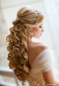 Lindos penteados de debutantes