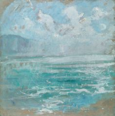 John Henry Twachtman - Niagara Gorge, 1894
