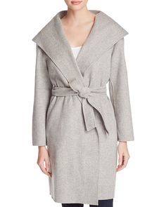 Weekend Max Mara Harlem Short Wrap Coat