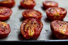 Roasted Tomato Basil Pesto — Oh She Glows