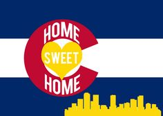 Rocky Mountain Love -  Love this square state!