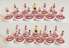 Classic 70s Ajax Subbuteo Team