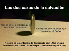 Estudios Biblicos: Las Dos Caras de la Salvación