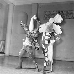 COSMIC MACHINE: Cosmic mask ballet//margaret severn//
