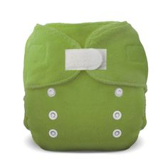 Thirsties Fab Fitted Diaper is super soft and cozy in snaps or aplix, 2 size system, cover is annoying part of this system.