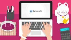 Storytelling about the new lumapps.com product : lumwork.com  Co-production erase-studio.com & eown.fr