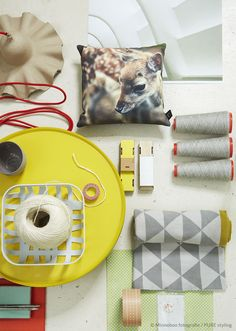 part of a #trend #production placed in #ELLEdecoration photography Nicole Minneboo styling PURE styling